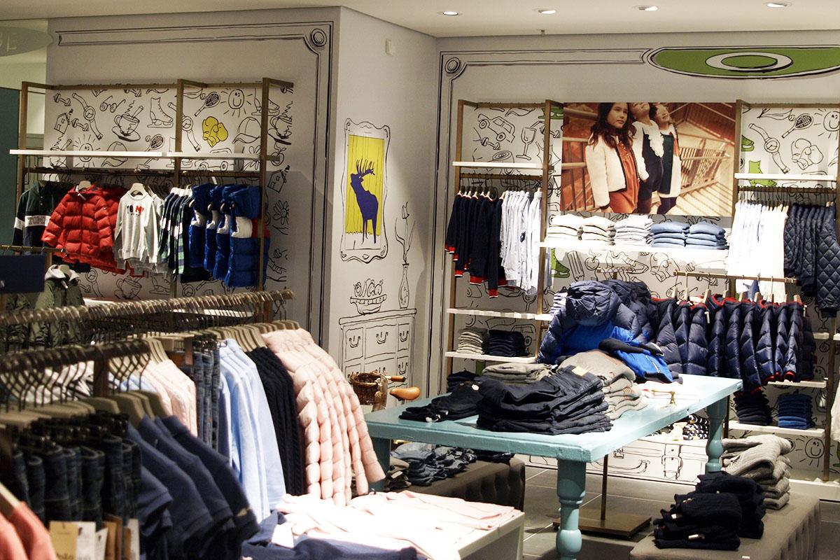 DUSTMANN Store im neuen Look
